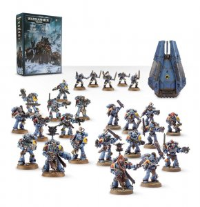 Space Wolves Battleforce