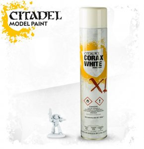 Citadel Spray: Corax White Spray 800ml
