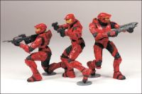 Mcfarlane: Halo RED TEAM