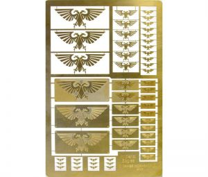 ETCHED BRASS MEDIUM IMPERIAL EAGLES ― HobbyWorld