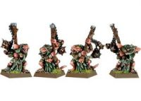 Skaven Plague Censer Bearers (2 random models)