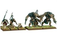 Skaven Rat Ogres and Giant Rats