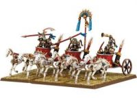 Tomb Kings Skeleton Chariots