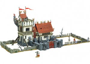Warhammer Fortified Manor House