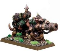 Skaven Warpfire Thrower
