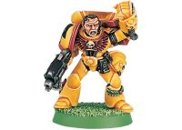 Space Marine Sergeant 1 (Collectors)