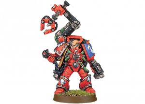 Space Marine Techmarine with Bolt Pistol (Collectors)