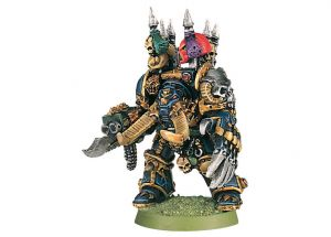 Chaos Space Marine Terminator Champion (Collectors) ― HobbyWorld