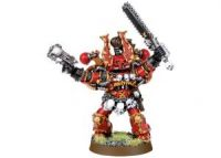 World Eaters Aspiring Champion with Plasma Pistol and Chainsword (Collectors)