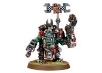 Ork Big Mek with Bosspole (Collectors)
