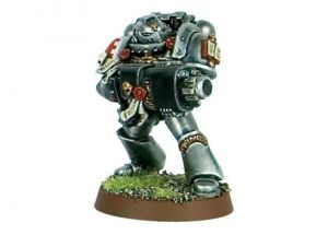 Daemonhunters Grey Knight with Psycannon (Collectors) ― HobbyWorld
