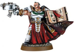 Daemonhunter Inquisitor with Grimoire (Collectors) ― HobbyWorld