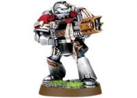 Daemonhunters Grey Knight with Incinerator (Collectors)