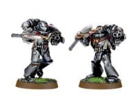 Daemonhunters Grey Knights in Power Armour 1 (Collectors)