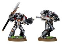 Daemonhunters Grey Knights in Power Armour 2 (Collectors)