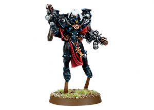 Sisters of Battle Seraphim with Hand Flamers (Collectors) ― HobbyWorld