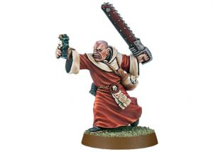 Witch Hunters Preacher with Chainsword (Collectors) ― HobbyWorld