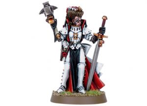 Witch Hunter Inquisitor with Power Sword (Collectors) ― HobbyWorld