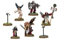 Daemonhunter Inquisitor Lord Torquemada Coteaz & Retinue (Collectors)