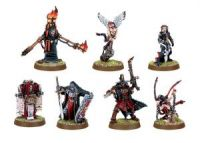 Witch Hunter Inquisitor Lord & Retinue (Collectors)