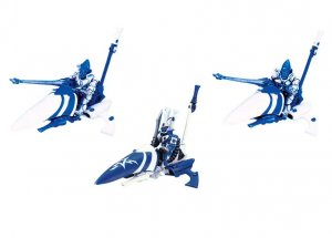 Eldar Shining Spear Aspect Warriors