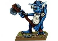 Stone Troll with Great Axe