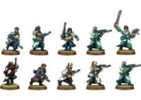 Imperial Guard Valhallan Squad (Collectors)
