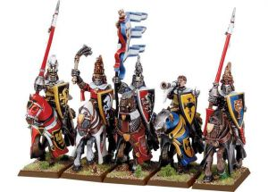 Bretonnian Grail Knights ― HobbyWorld