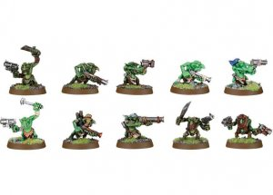 Ork Rebel Grotz (Collectors)