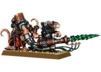 Skaven Warp-Grinder Weapon Team
