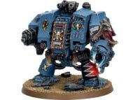 Space Marine Classic Space Wolves Venerable Dreadnought (Rare, OOP)