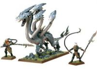 Dark Elf War Hydra (Finecast)