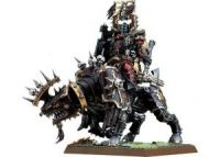 Khorne Chaos Lord on Juggernaut