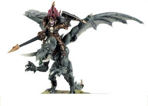 Vampire Lord on Abyssal Terror ― HobbyWorld
