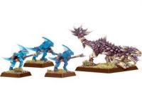 Lizardmen Razordon Hunting Pack