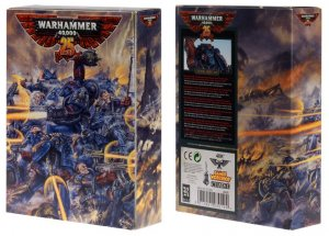 The Warhammer 40,000 25th Anniversary model