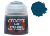 Citadel Base: Stegadon Scale Green