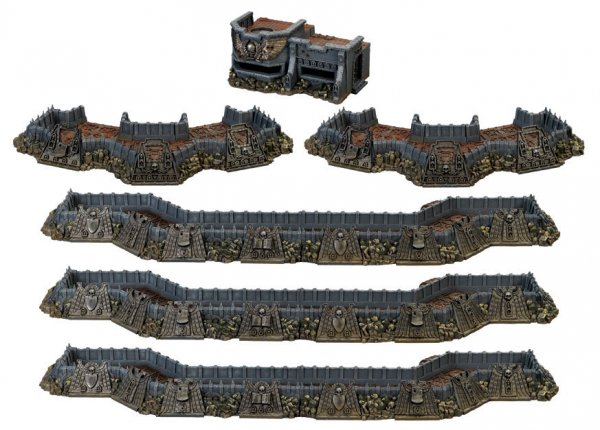 Wall of Martyrs - Imperial Defence Network ― HobbyWorld