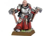 Empire Warrior Priest with Two Hand Weapons