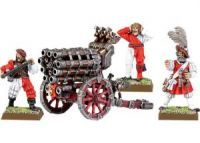Empire Helblaster Volley Gun / Helstorm Rocket Battery