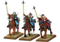Bretonnian Mounted Yeoman (1 model)
