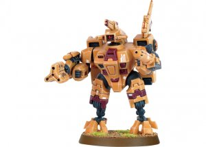 Crisis Battlesuit Commander Upgrade Pack