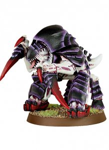 Tyranid Tyrant Guard (Finecast)