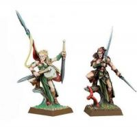 Wood Elf Wardancers Command