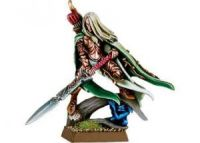 Wood Elf Lord with Great Weapon