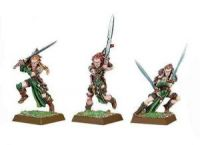 Wood Elf Wardancers (3 models)