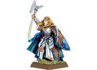 High Elf Hero with Axe