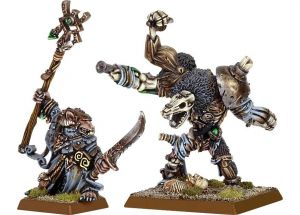 Grey Seer Thanquol and Bone Ripper ― HobbyWorld