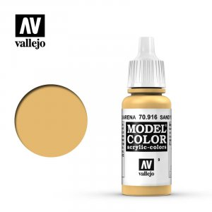 Vallejo Model Color Sand Yellow