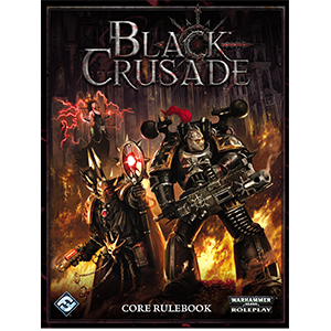 Black Crusade Corebook